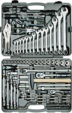 Набор инструментов 116пр.1/4 и 1/2 SKRAB 60116