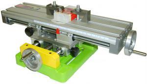 Стол двухкоординатный для станков 350*100 мм на линейных подшипниках SKRAB 25501
