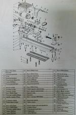 4 страница инструкции  мини станока токарного по дереву  SKRAB 57000
