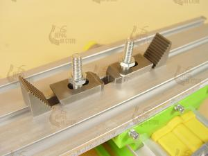 Ступенчатый зажим: Стол двухкоординатный для станков 330*95 мм SKRAB 25502