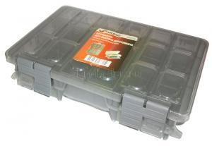 """Ящик-органайзер для крепежа 11"""" (295*186*72 мм) двухсторонний MJ-20136 SKRAB 27715"""