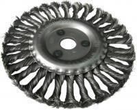 Корщетка-колесо (дисковая) для УШМ