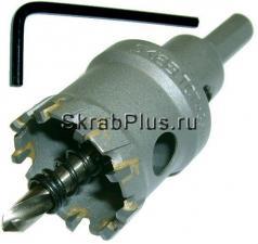 Коронка по металлу 40 мм твердосплавная TCT SKRAB 29440 купить на официальном сайте