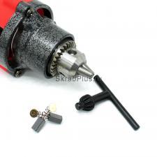 Комплект поставки прямой шлифовальной машины SKRAB 56000