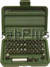 Набор бит 25 мм магнитных 36 пр.  с магнитным держателем SKRAB 41607  купить оптом и в розницу