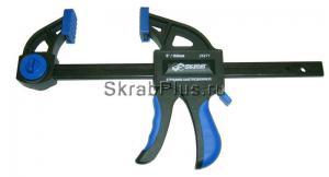 Струбцина F образная быстрозажимная реечная 150х70 мм SKRAB 25271 купить на официальном сайте в СПб