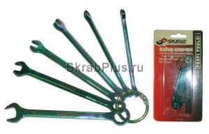 Набор ключей комбинированных мини 6 шт. 4-7 мм CV King Roy SKRAB 44056 купить на официальном сайте