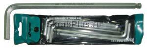 Набор ключей шестигранных 5 шт. 4 мм удлиненных CV SKRAB 44724 купить купить на официальном сайте в Санкт-Петербурге