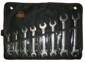 Набор ключей рожковых 6 шт. 8-19 мм CrV King Roy SKRAB 44346 купить оптом в СПб