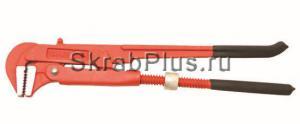 """Ключ трубный рычажный газовый 1"""" 90 градусов SKRAB 23125 купить на официальном сайте в Санкт-Петербурге"""