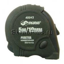 Рулетка измерительная 10мх25мм 3 стопа SKRAB 40046 купить оптом в СПб