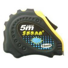 Рулетка 5мх19мм измерительная автостоп, нейлон, магнит SKRAB 40143 купить оптом в СПб