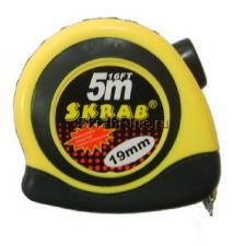 Рулетка 7,5мх25мм измерительная нейлон, магнит SKRAB 40155 купить оптом в СПб