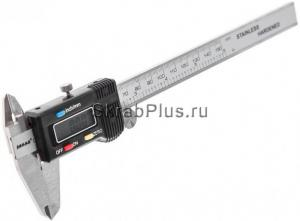 Штангенциркуль электронный 150 мм х 0,01 мм SKRAB 40360 купить оптом в СПб