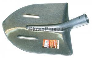 Лопата штыковая изогнутая 257 * 278 * 330 мм без черенка SKRAB 28125 купить оптом в СПб