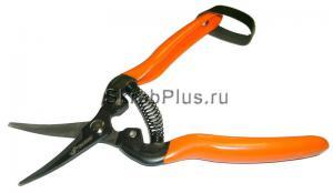 Секатор - ножницы садовый 185 мм изогнутые лезвия SK5 SKRAB 28182 купить оптом в СПб