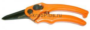 Секатор - ножницы садовый 195 мм SK5 Тефлон SKRAB 28347 купить оптом в СПб