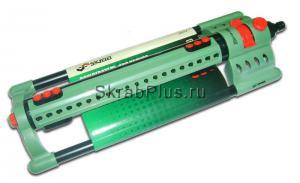 Дождеватель для полива осциллирующий 20 форсунок 385 кв. м SKRAB 28272 купить оптом в СПб