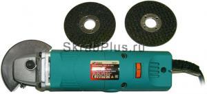 Мини болгарка (мини УШМ) 75 мм 220 В 280 Вт 6000-12000 об/мин SKRAB 56001 купить на официальном сайте в СПб