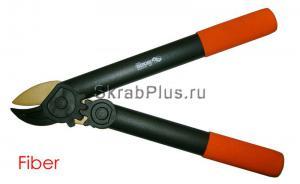Сучкорез садовый контактный малый 390мм Fiber Titanium SK5 28350 купить оптом и в розницу в СПб