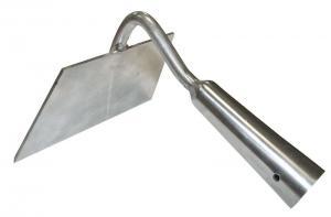 Тяпка трапеция из нержавеющей стали без черенка SKRAB 28088
