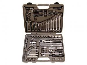 Набор инструментов 89 предметов для авто в чемодане (кейсе) SKRAB 60089