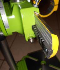 Фотография зубчатой рейки стойки skrab 25519