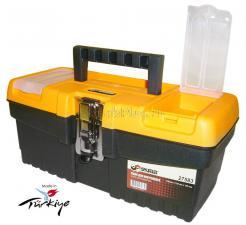 Ящик для инструментов 13 (320*155*139 мм) морозостойкий с металлическим замком MT-13 SKRAB 27583