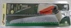 Фото упаковки сучкореза с ножовкой 1,8-3,06 м SKRAB 28341